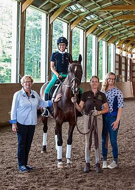 Carlisle Academy Receives Federal Grant to Coach Disabled Veterans in Para-Equestrian Sports