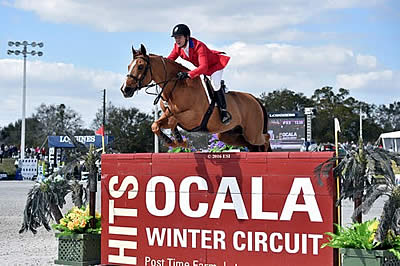 The 2017 Nations Cup CSIO-4* Returns to HITS Ocala Winter Circuit for Third Year