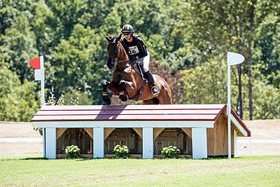 Payne and Vandiver Win the 2016 USEF Open Horse Trial National Championship
