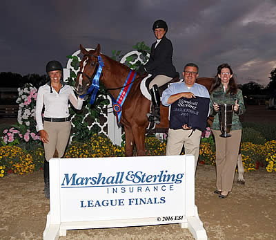 Marshall & Sterling Insurance League National Finals: Part I