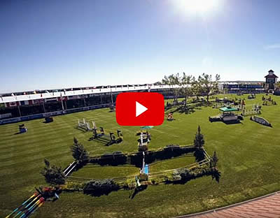 CSIO Spruce Meadows 'Masters' News Film Highlights