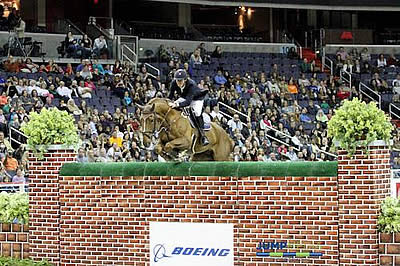 Canadian Pacific Day Features Equestrian Power and Speed at the Central Park Horse Show
