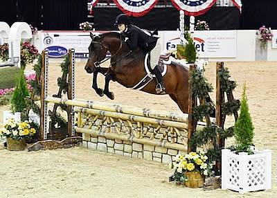 Stephanie Danhakl Dominates at Capital Challenge Horse Show