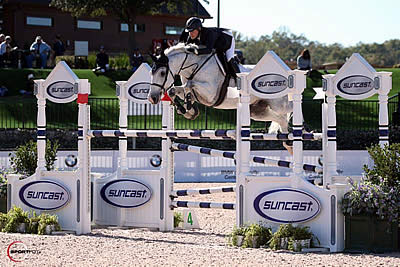 Tracy Fenney Pilots MTM Reve Du Paradis to Victory in $86k 1.50m Suncast Classic CSI 5* at Tryon