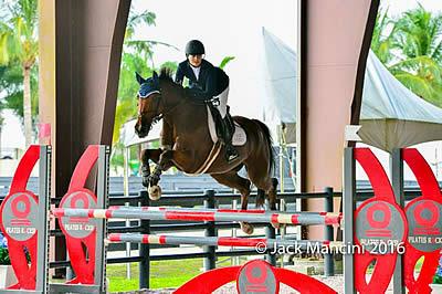 Riders Find Success at 2016 Rita & Irish Flynn Memorial Hosted at PBIEC