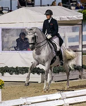 Two-Tempi Challenge Mixes It Up for Dressage at Devon