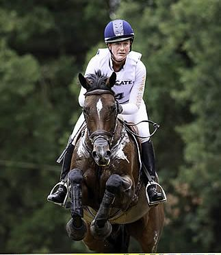 Kieffer Finishes Fourth in Military Boekelo-Enschede CCIO3*