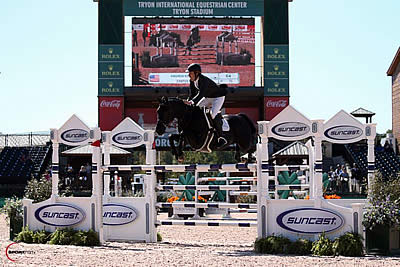 Andy Kocher and Zantos II Pave Way to Victory in $35,000 1.50m Suncast Welcome CSI 3*