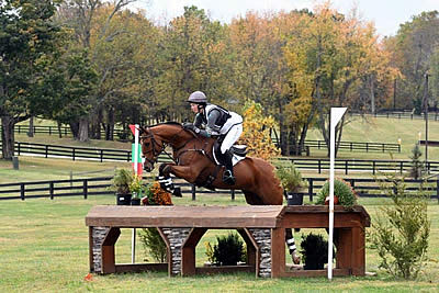 O'Donoghue and Lowe Earn USEF One-Star Eventing National Championship Titles