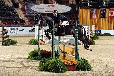 T. J. O'Mara Wins Pessoa/US Hunter Seat Medal Final at the Pennsylvania National Horse Show