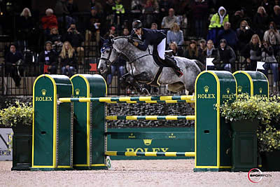 Nicola Philippaerts and H&M Harley VD Bisschop Win Rolex CSI 5* Grand Prix at Tryon