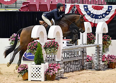 Capital Challenge Names First 2016 Champions during Equitation Weekend