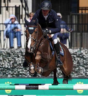 David Will and Cento Du Rouet Claim $35k 1.45m Horseware Ireland Speed Stake CSI 5*