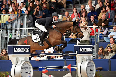 Ehning and Comme Il Faut Give a Masterclass in Madrid