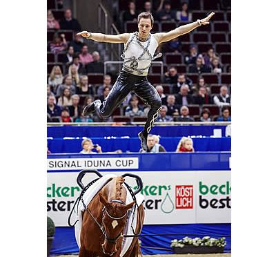 FEI World Cup Vaulting 2016/17: The Countdown Begins – Who Will Be Triumphant?
