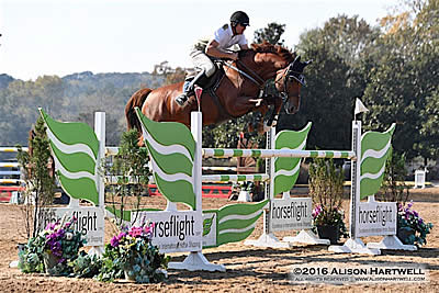 Peterson Family Dominates $7,500 Horseflight Open Welcome Week I of Atlanta Fall Classics