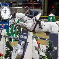 McLain Ward and Malou