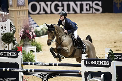 It's a British Bonanza as Brash and Maher Are Top Two at Olympia