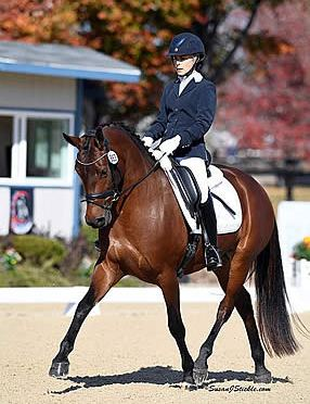 Texas Takes the Titles at US Dressage Finals