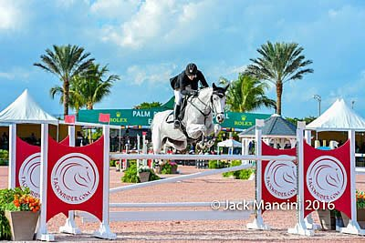 Marilyn Little and Clearwater Set Winning Pace in $35k 1.50m Qualifier CSI 4*