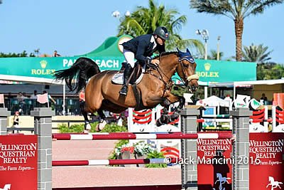 Samuel Parot and Quick Du Pottier Take $35,000 Dever 1.45m Classic