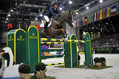 Pedro Veniss Delights the Swiss Crowd to Win the Rolex Grand Prix at CHI Geneva