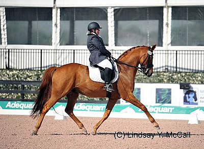 Adequan Global Dressage Festival CPEDI3* Commences in Wellington