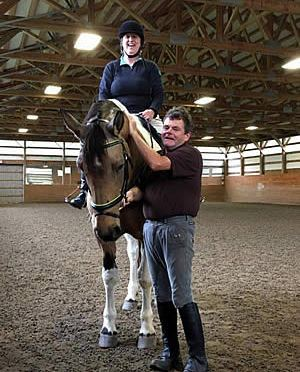 Three USEF/USPEA National Para-Equestrian Dressage COEs Complete Series of Clinics