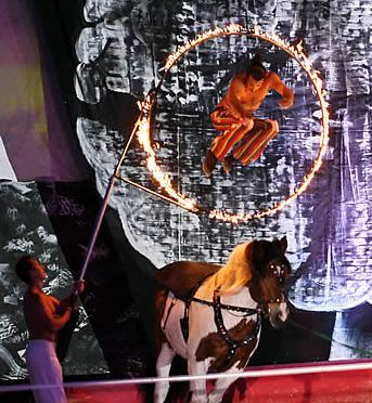 """Equestrian Aid Foundation's Spectacular """"ALTHEA"""" a Sold-Out Smash Hit"""