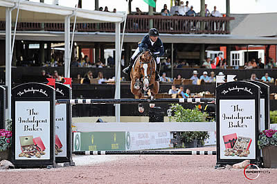 Kent Farrington and Creedance Win $130,000 Ruby et Violette WEF Challenge Cup Round 7