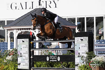 Emily Moffitt and For Sale 6 Win $50,000 Equo Grand Prix CSI 2* at WEF