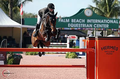 Lillie Keenan and Be Gentle Race to Five-Star Win at WEF