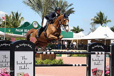 Darragh Kenny and Billy Onslow Win $86k Ruby et Violette WEF Challenge Cup Round 12
