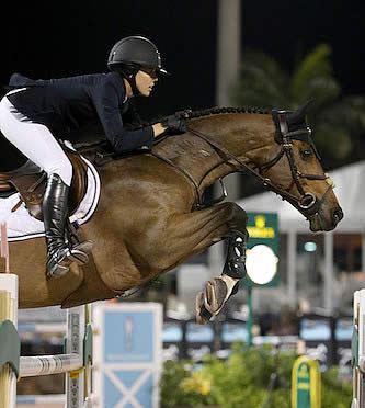 Karen Polle and With Wings Win $380,000 Douglas Elliman Grand Prix CSI 5*