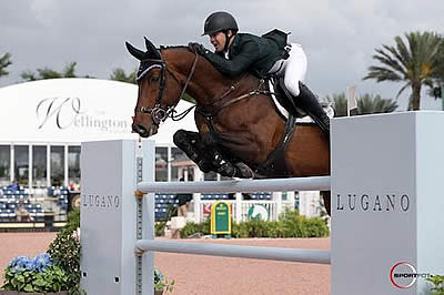 Shane Sweetnam and Chaqui Z Take $216,000 Grand Prix CSIO 4* at WEF