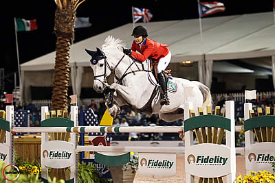 Hermès US Show Jumping Team Wins Silver Medal at $150,000 FEI Nations Cup