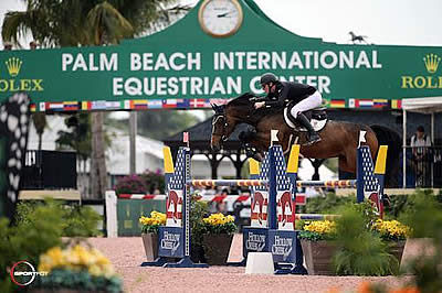 Coyle and Kocher Top Developing Jumper Classics at the Winter Equestrian Festival