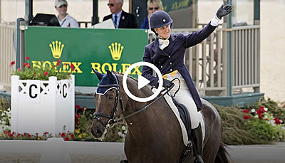 Dressage at #RK3DE – Watch Day 1 On Demand on USEF Network