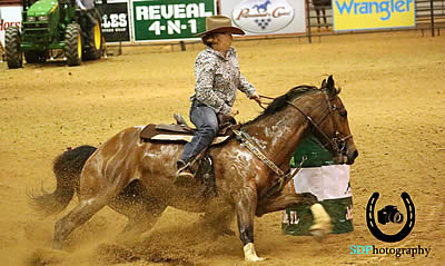 The Luck Carries Forward from NBHA Shamrock Showdown at Jacksonville Equestrian Center