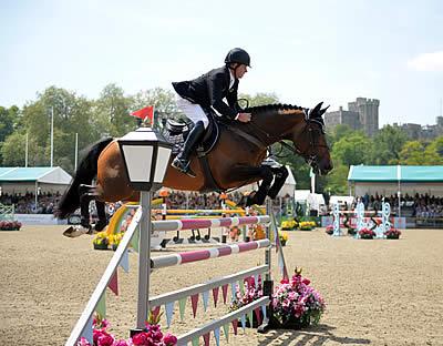 Nick Skelton and Gold Medal Partner, Big Star, to Retire at Royal Windsor Horse Show