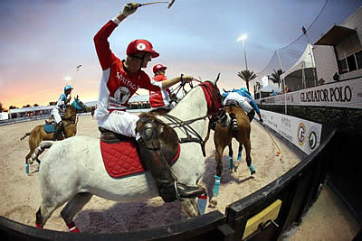 Spartacus Scuttles Priscus 18-11, Will Face Spiculus in Gladiator Polo Final April 8