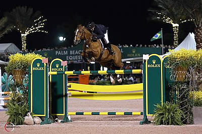 NBC Sports Network to Broadcast $500,000 Rolex Grand Prix CSI 5* on Saturday, April 1