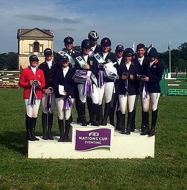 US Eventing Team Earns FEI Nations Cup Bronze at Houghton International CICO3*