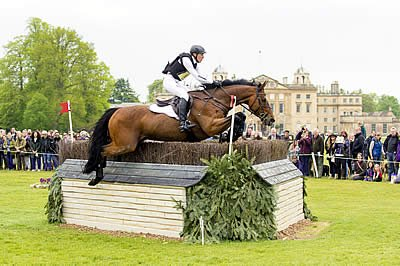 Ingrid Klimke and Horseware Hale Bob Snatch Lead after Badminton Cross Country