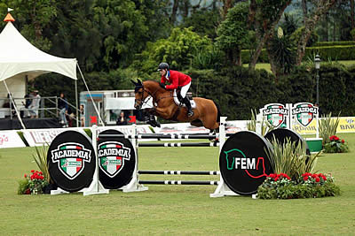 Robin de Ponthual and Peter Lutz Earn Silver in FEI Nations Cup Debut at Coapexpan
