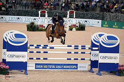 Samuel Parot and Atlantis Capture $86,000 Tryon Resort Grand Prix CSI 2*
