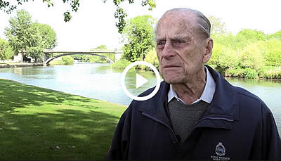 Prince Philip, Duke of Edinburgh Talks Love of and Involvement in Combined Driving
