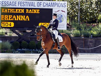 US Dressage Team Returns to FEI Nations Cup CDIO5* Compiègne