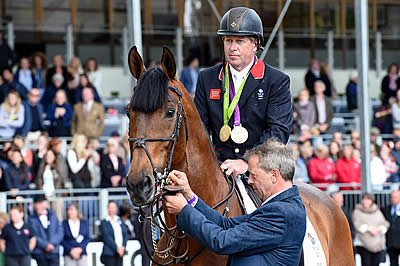 Emotions Run High for Nick Skelton Retirement at Royal Windsor Horse Show
