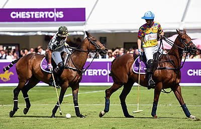 History Made on Opening Day of Chestertons Polo in the Park